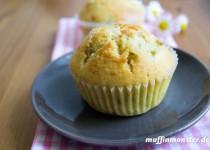 Rhabarber Muffin