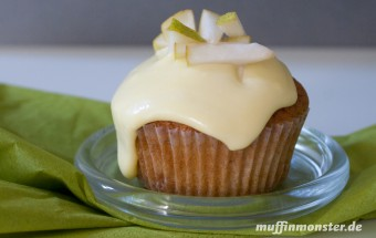 Cupcake Buttercreme mit Vanille