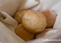 Frühstücksmuffin – English Muffin